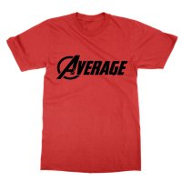 Average t-shirt by Clique Wear