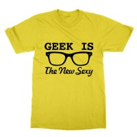 Geek is the New Sexy t-shirt by Clique Wear