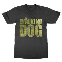 The Walking Dog t-shirt by Clique Wear