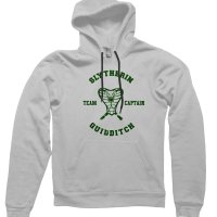 Slytherin Quiditch Team Captain hoodie by Clique Wear