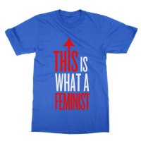 This is What a Feminist Looks Like t-shirt by Clique Wear