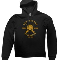 Gryffindor Quidditch Team Captain hoodie by Clique Wear