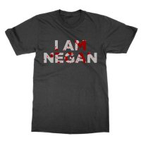 I Am Negan t-shirt by Clique Wear