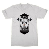 Praise the Sun at the gym t-shirt by Clique Wear