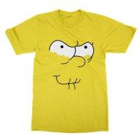 Shelbyville Lemon face t-shirt by Clique Wear