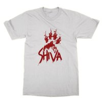 Shiva bloody Paw Print t-shirt by Clique Wear