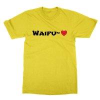 Waifu t-shirt by Clique Wear