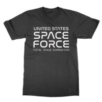 United Space Force Total Domination t-shirt by Clique Wear