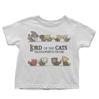 Lord of the Cats t-shirt by Clique Wear