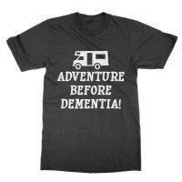 Adventure Before Dementia t-shirt by Clique Wear