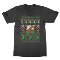 Gremlins Christmas t-shirt by Clique Wear