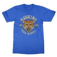 Hawkins High School t-shirt by Clique Wear