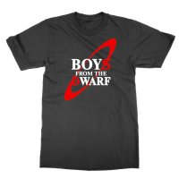 Boys from the Dwarf t-shirt by Clique Wear