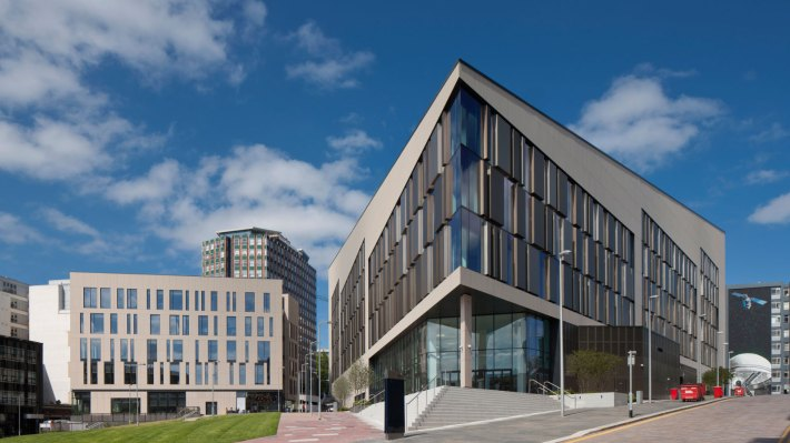 Technology and Innovation Centre, University of Strathclyde