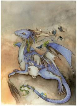 Dodo and Dragon