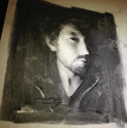 Casey Baugh charcoal2