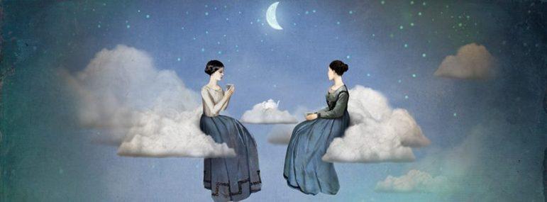 Wind, Cloud, and Tea by Christian Schloe
