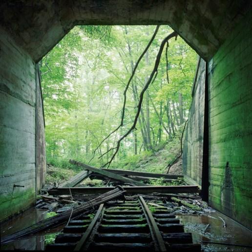 Narrow Guage Rail Tunnel #2 | Pennsylvania