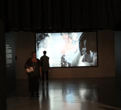 Thinking Currents; Multi-media and multi-artist exhibit