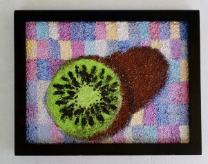 Fuzzy Kiwi Fruit