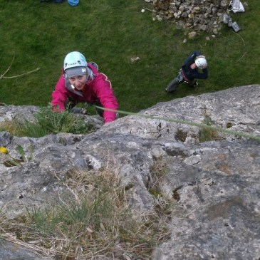 Climbing May 2017 – Witches Quarry, Giggleswick North and High Stoney Bank.