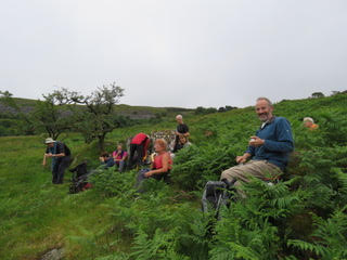 Nant Peris Ty'n Lon hut meet 24/25 June 2017 and other recent excitement