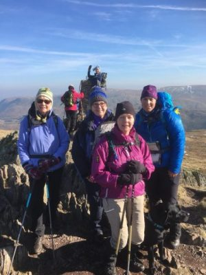 George Starkie Hut – Patterdale Feb 23/25 2018