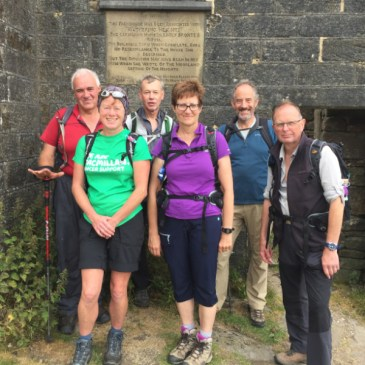 Moorland Walk  – 22nd July 2018