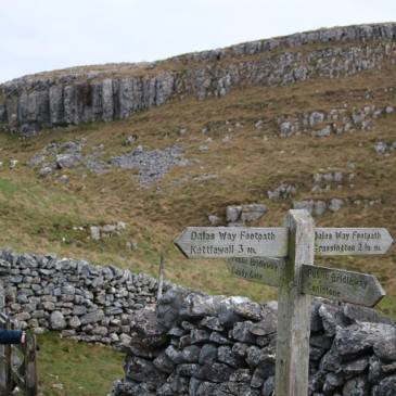Conistone walk 3rd Jan 2019