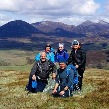 Pitlochry – Scotland May 3rd-7th 2019