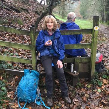 Pateley Bridge walk Sunday 24th Nov 2019