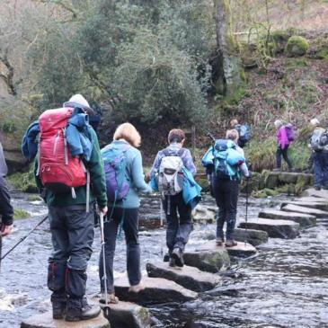 Calderdale Walk Thursday 5th Feb 2020