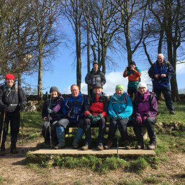Silverdale Walk Thursday 12th March 2020