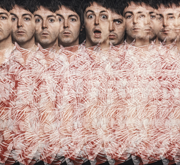 Paul Mc Cartney.Wings atnthe Speed of Sound.Album Sleeve.i