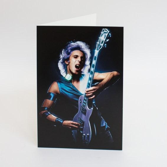 Mick Ronson Guitar Solo - 5060634320092 - Clive Arrowsmith A5 Card