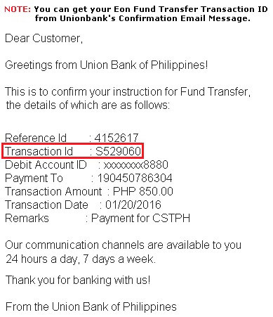 how to receive money from lbc