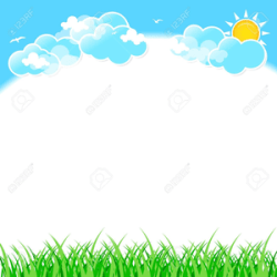 Free Clipart Garden Border Free Images at Clker com vector clip art online royalty free & public domain