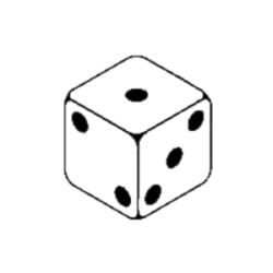 Dice Free Images at Clker com vector clip art online royalty free & public domain
