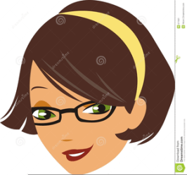 Brown Haired Girl Clipart Free Images at Clker com vector clip art online royalty free & public domain