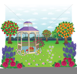 Free Graphic Garden Clipart Free Images at Clker com vector clip art online royalty free & public domain