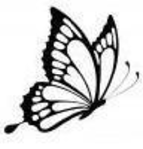 butterfly designs clip clipart clker cliparts rating