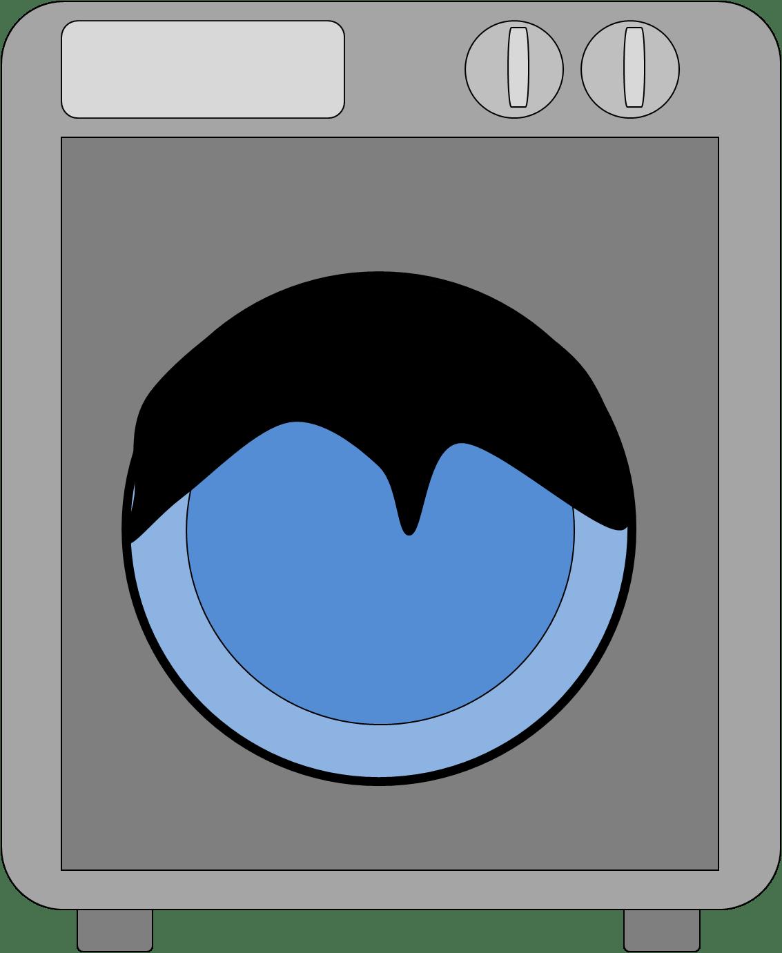 Vector Mesin Cuci : vector, mesin, Washing, Machine, Images, Clker.com, Vector, Online,, Royalty, Public, Domain