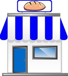bakery clipart clip vector clker domain orcrist shared