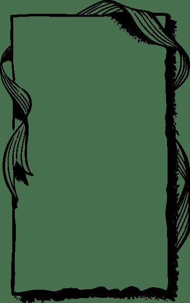 Gambar Bingkai Kertas : gambar, bingkai, kertas, Ribbon, Frame, Clker.com, Vector, Online,, Royalty, Public, Domain