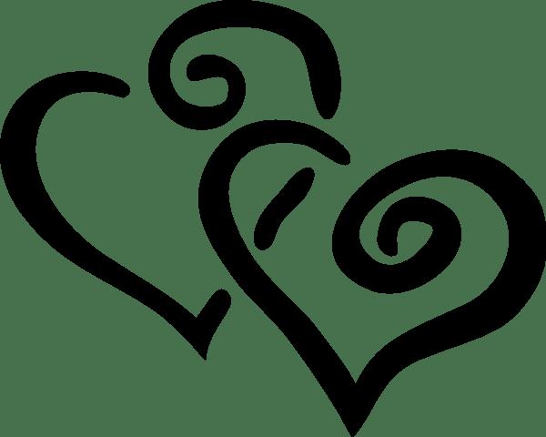 black love pic clip art