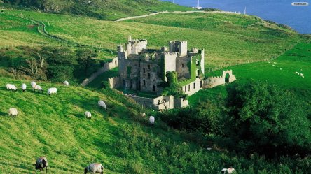 castle medieval castles desktop wallpapers clker caslte clip clipart shared print