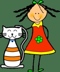 cat pat clipart clip cliparts anime clipartpanda clker fantasies friday 20girl 20clip 20art clipground library shared panda