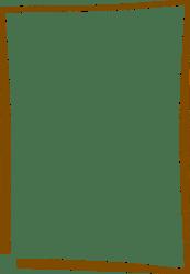 frame brown clip clipart vector clker jon shared