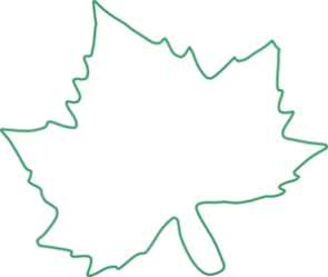outline leaf clipart clip marijuana cliparts clker weed library carole shared