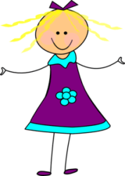 happy purple clip clipart clker vector shelly shared getdrawings